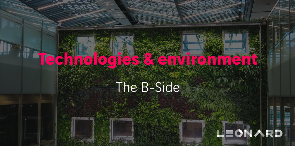 tech and environment - the B-side