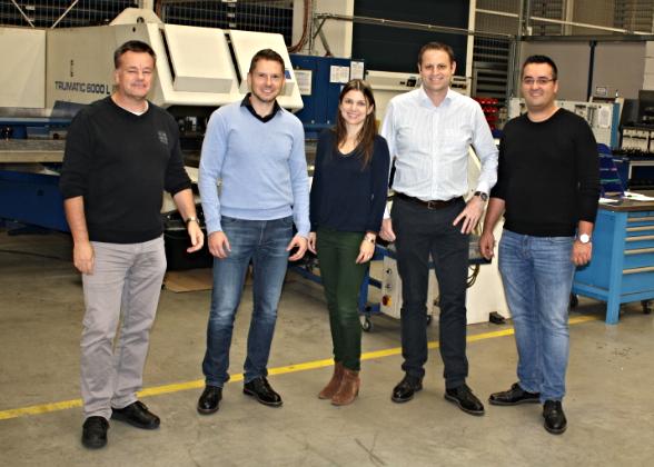 Geschäftsleitung Aartech GmbH