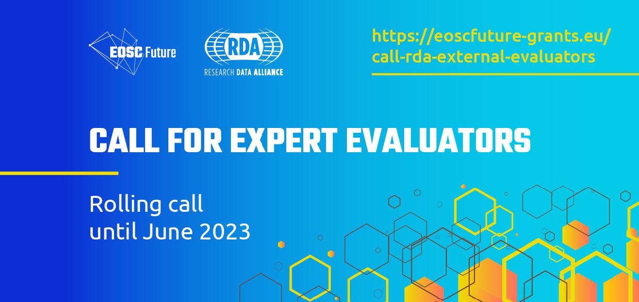 EOSC Future Call for Expert Evaluators