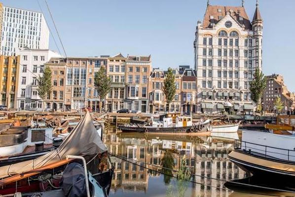 Floriade and a Dutch Bulbfields Cruise
