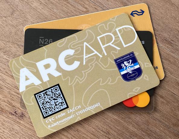 ARCard, nieuwe cashless betaaloplossing
