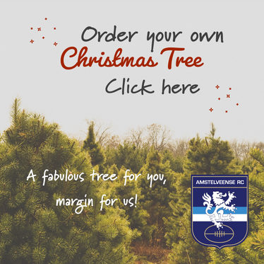Order your Xmastree via us and you'll support the club