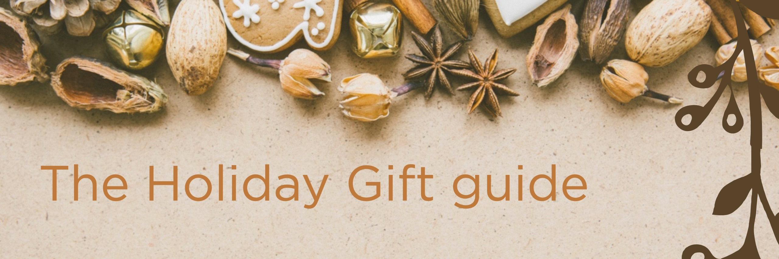 ARC holiday gift guide banner