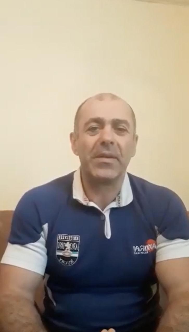Video van Giorgi Chubinidze