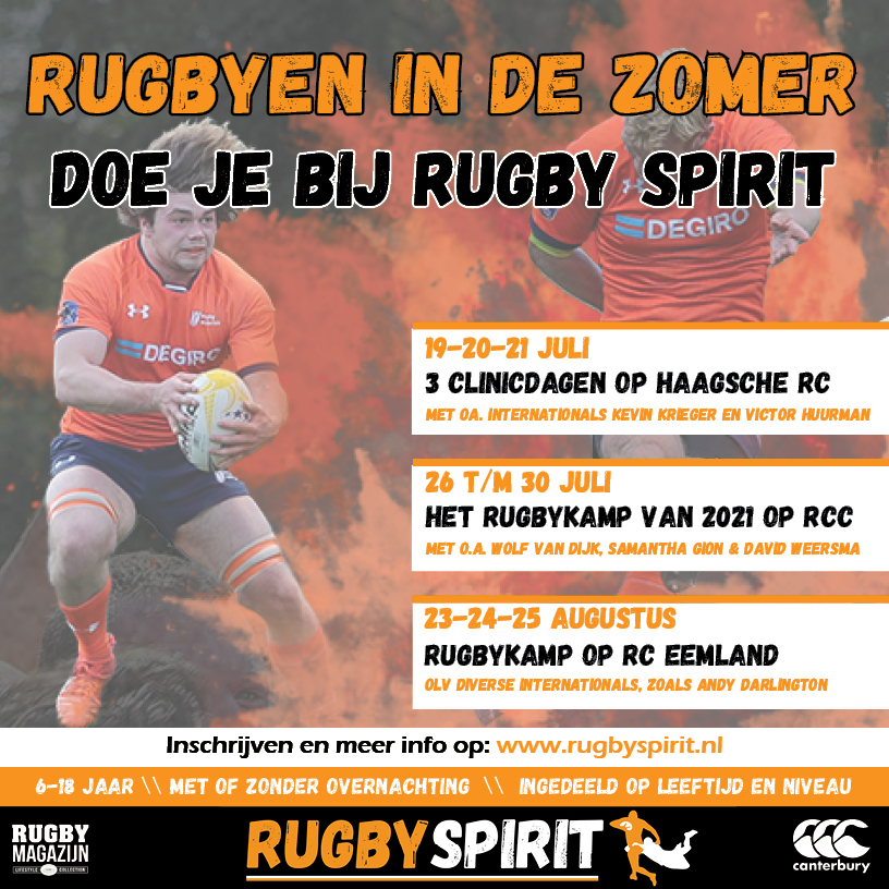 rugby camps this summer