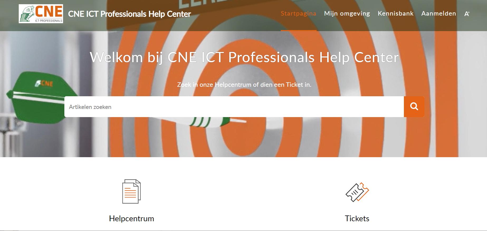 CNE Help Center