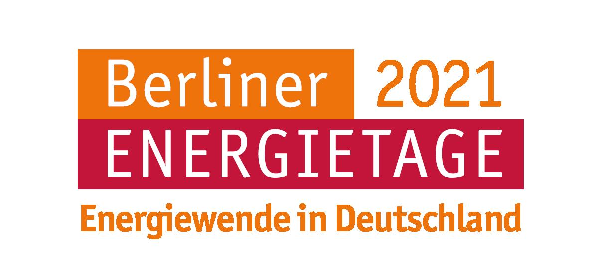 Berliner Energietage 2021 Logo