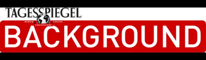 Tagesspiegel Background Logo