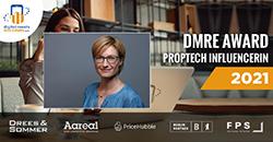 PropTech Influencerin 2021 Dr. Franka Birke