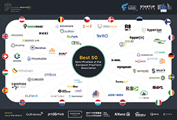 Halbfinalisten PropTech Startup and Scale-up Europe Award 2021