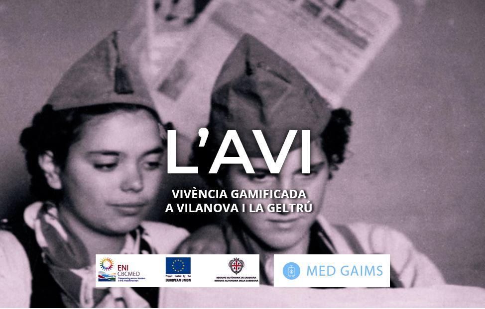 L'Avi - Medgaims Vilanova i la Geltrú